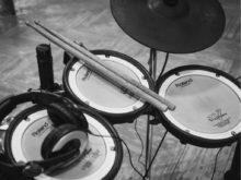 Baterias & Percussão