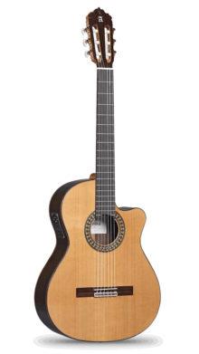 Guitarras Clássicas Electrificadas