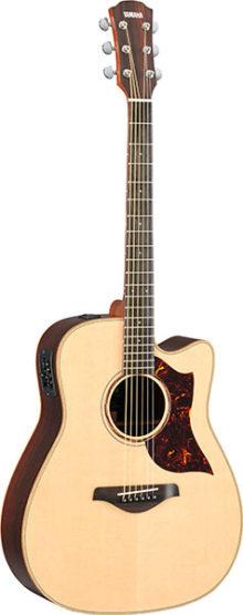 Guitarra Acústica Eletrificadas